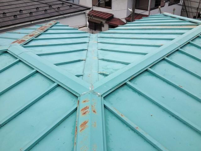 お客様の声|雨漏り修理と屋根修理 神奈川県相模原市のT様邸施工前