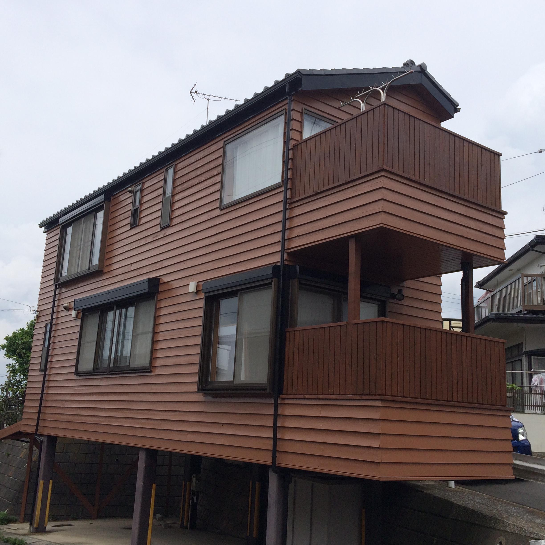 施工事例|外壁防水・雨漏り対策工事 神奈川県横浜市のS様邸施工後