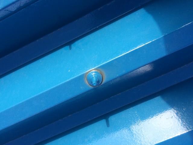 お客様の声|雨漏り 工場屋根の雨漏り修理 横浜市(有)昭和精機 竹内 様施工前